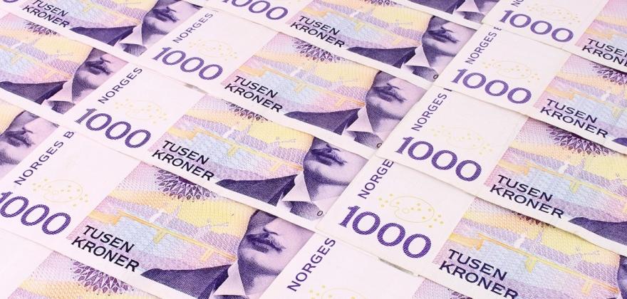 Edel Johansen vant 73 500 kroner