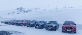 Road Trip med Mazda xc5