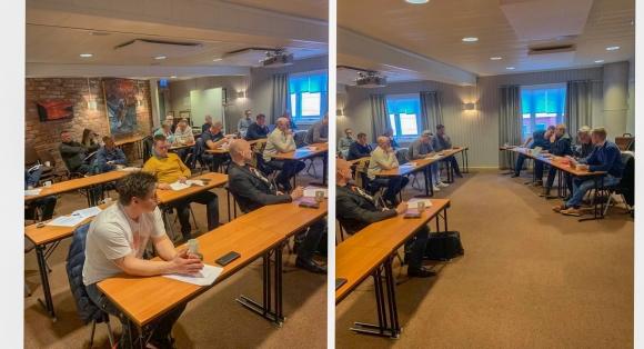 Sindre Hansen er ny leder i Nordkapp Fiskarlag