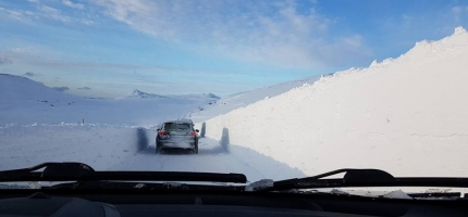 Olderfjord - Nordkapptunnelen åpner ikke lørdag