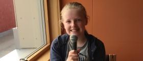 Norges yngste speaker?