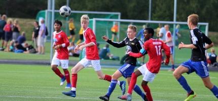 Søker kommunal støtte til Norway Cup-deltakelse