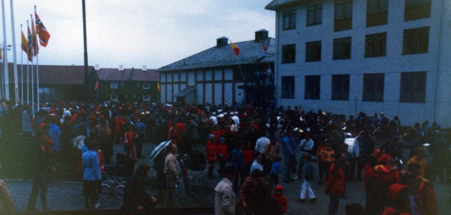 Nordkappmarsjen 1984 – se bildene