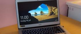 Frastjålet laptop på Nordkapp-platået