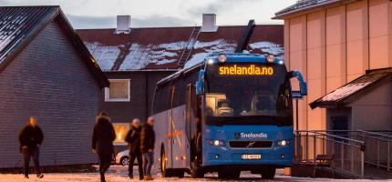 Bussavganger fra Honningsvåg kansellert