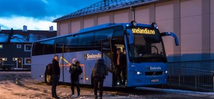 Alle bussavgangene innstilt også på tirsdag