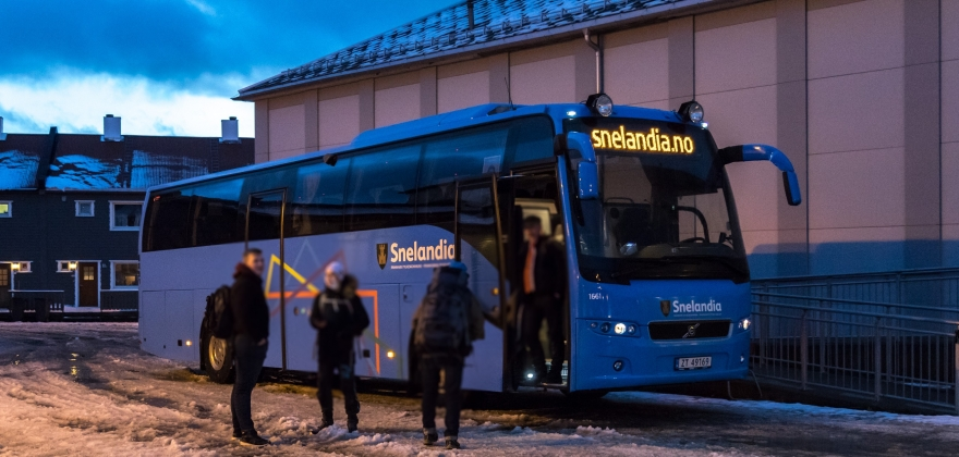 Tropp på rundt 150 personer har reist til Altaturneringen