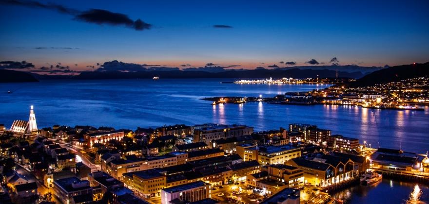 Nye Hammerfest kommune har fått samisk navn