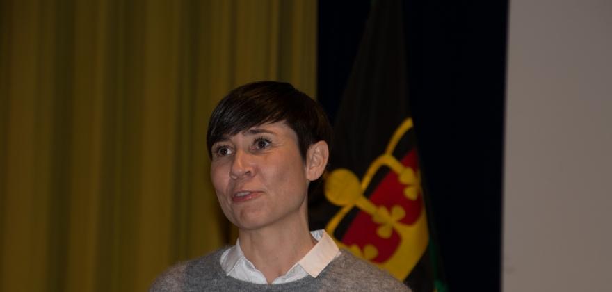Styrker forskningen på nordområdene og Russland