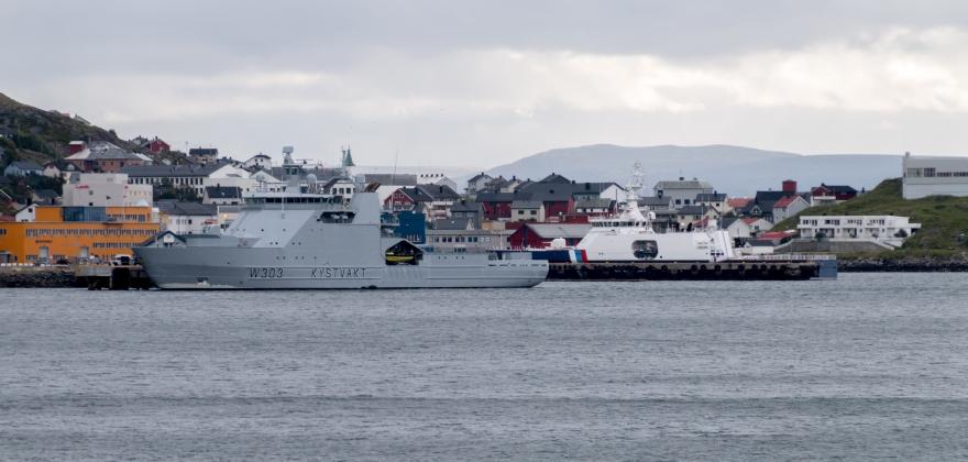 Norsk-Russisk møte i Honningsvåg