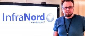 Luostejok og InfraNord inngår samarbeidsavtaler med RiksTV
