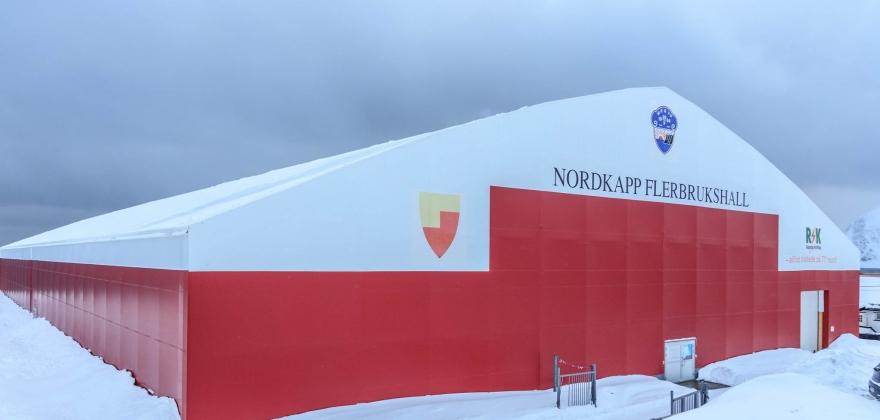 Prosjekt i Nordkapp som trenger spillemidler?