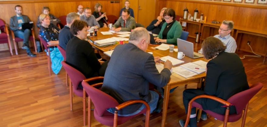 Planutvalget anbefaler rådmannens innstilling