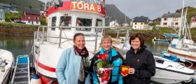 Glad for flere fiskebåter i Nordkapp