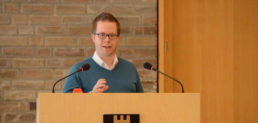 Steffen Ditløvsen blir virksomhetsleder for kultur