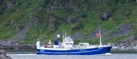Ny tilvekst til fiskeflåten i Honningsvåg