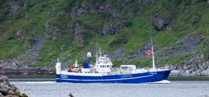 Nordkapp-båt med størst inndragning
