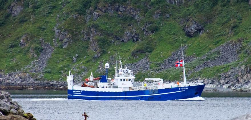 Ny eier inn i Eskøy