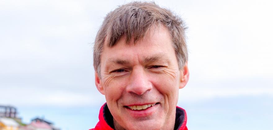 Ole Dyrstad håper på en fin avslutning av vårsesongen