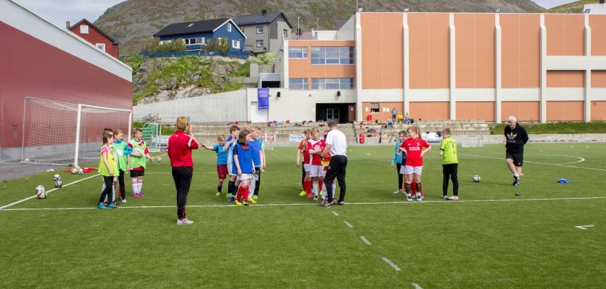Har gratisplasser til The Liverpool Way Fotballskole