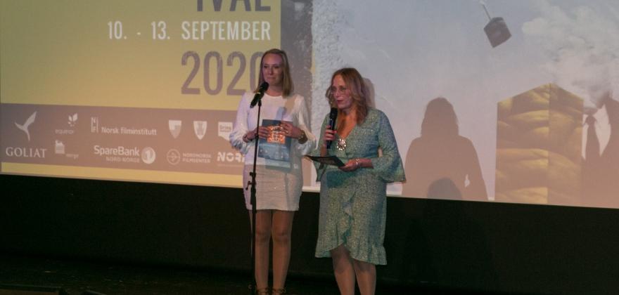 Nordkapp Filmfestival åpnet