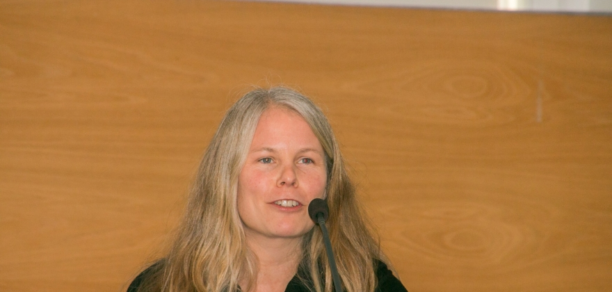Akershus SV ønsker Kirsti Bergstø på topp til stortingsvalget