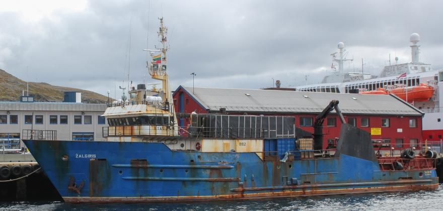 Fire fiskere har omkommet så langt i år