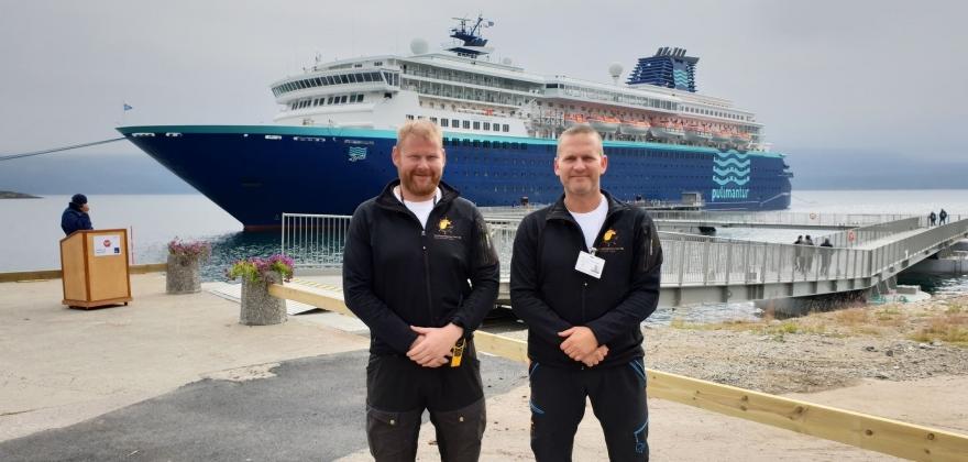 Nordkappregionen havn øker staben