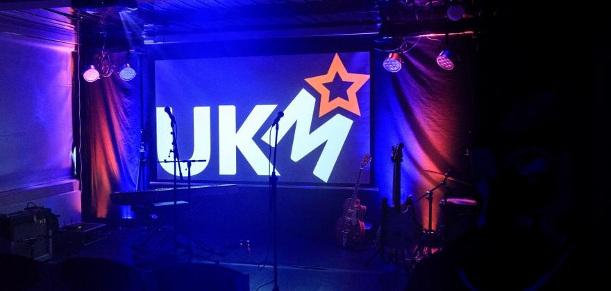 Se bildene fra UKM Nordkapp