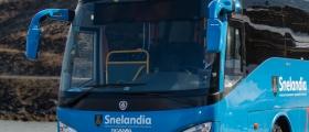 Kontroll av beltebruk i buss