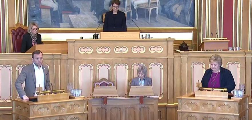 Statsministeren skjønner at Finnmark er skuffet etter Veidnes-nei