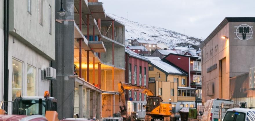 Stenger Sjøgata