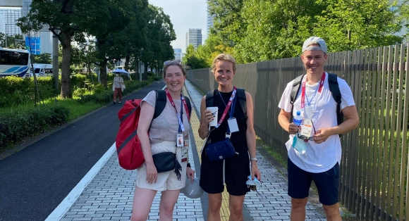 Caroline Simonsen er klar for OL