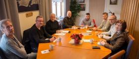 Kommunen møtte Statens vegvesen