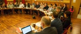 Tre kommunestyrerepresentanter stemte for bevilling til kultursalen