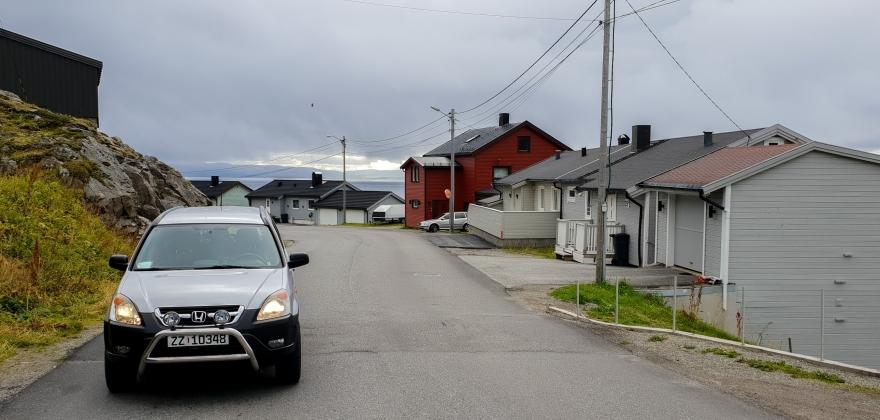 Skal ikke merke fartsdumpene på Nordvågveien