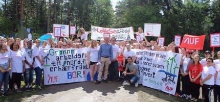 Over 40 finnmarkinger skal på Utøya i år