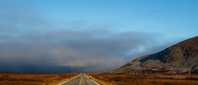 Inndrog førerkortet på Sennalandet
