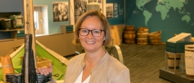 Heidi har startet i stillingen som avdelingsleder ved museet
