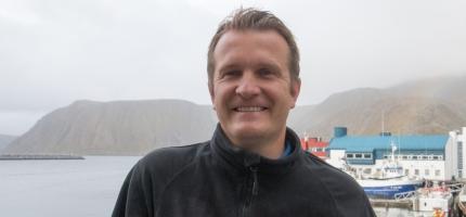 Gjenvalgt som leder i Nordkapp Svømmeklubb