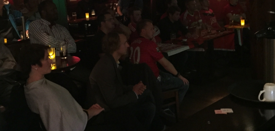 Nøden Pub viser Premier League-åpningen