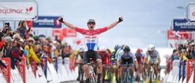 Van Der Poel vant siste etappe
