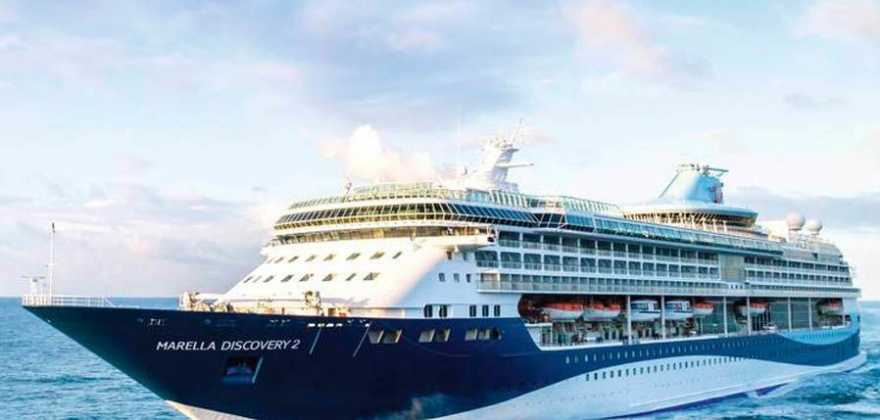 «Marella Discovery» kansellerer Nord-Norge