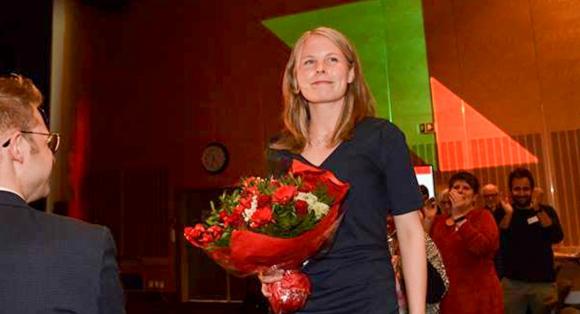 Kirsti Bergstø blir hovedtaler i Honningsvåg