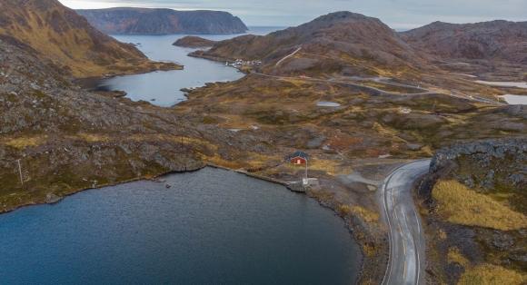 Har anmeldt hærverk på Kamøyvær vannverk