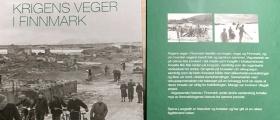 Bok om vegvesenet i Finnmark under 2. verdenskrig