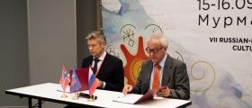 Norsk-russiske kulturdager en viktig m�teplass