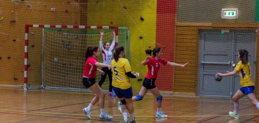 Ida Kristine Jensen valgt som ny leder i Turns håndballgruppe
