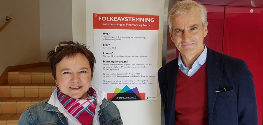 Finnmark sier tydelig nei og Stortinget kan snu