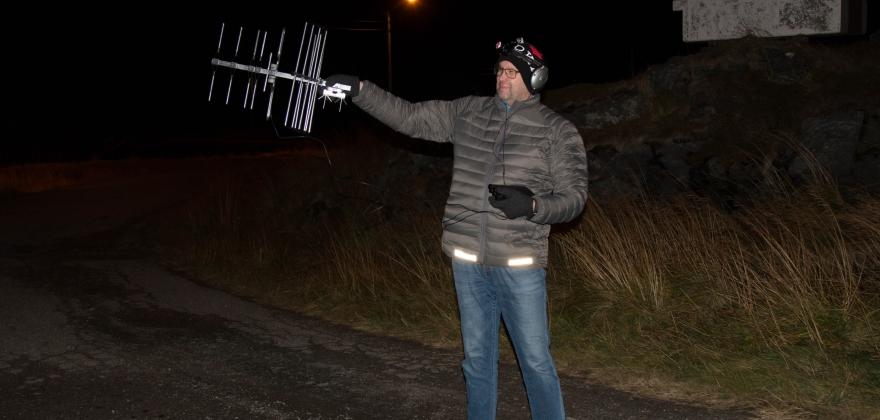 Raymond Elde ansatt i 30 år i Radio Nordkapp